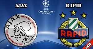 Ajax vs Rapid Prediction and Betting Tips