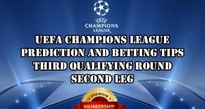 Champions League 05.08.2015. Prediction and Betting Tips