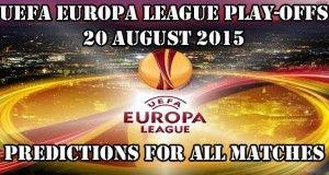 Europa League 20.08. Predictions