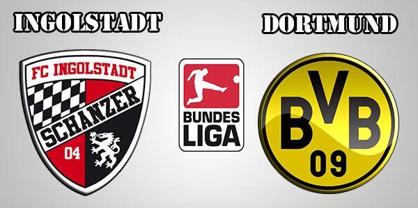 Ingolstadt vs Borussia Dortmund