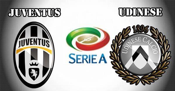 Juventus vs Udinese ao vivo hoje