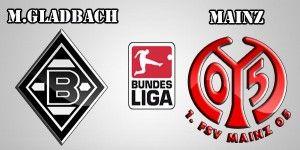 M.Gladbach vs Mainz Prediction and Preview