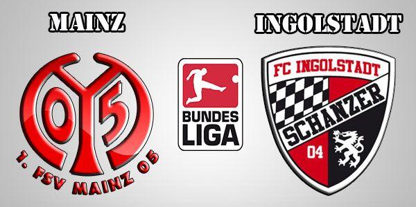 Resultado de imagem para Mainz vs Ingolstadt
