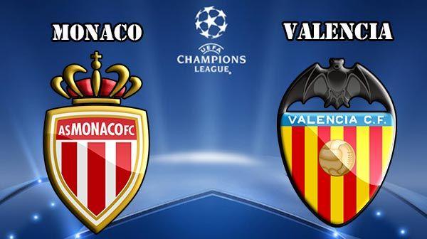 Monaco 2-1 Valence : Monaco n