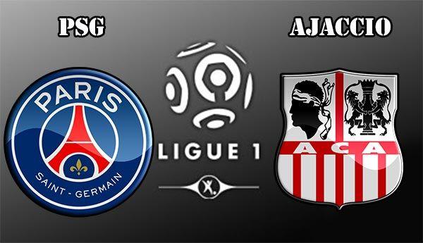 PSG vs Ajaccio Prediction and Preview