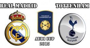 Real Madrid vs Tottenham Prediction and Betting Tips