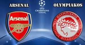 Arsenal vs Olympiakos Prediction and Betting Tips