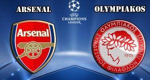 Arsenal vs Olympiakos Prediction and Betting Tips