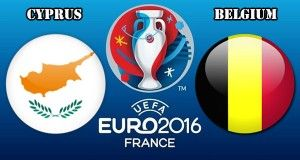Cyprus vs Belgium Prediction and Preview