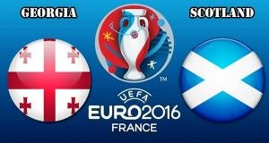Georgia vs Scotland Prediction