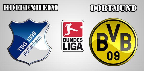 Prediksi Hoffenheim vs Dortmund 17 Desember 2016