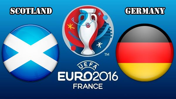 Scotland vs Germany Prediction and Preview