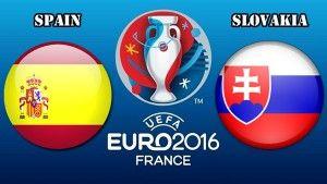 Spain vs Slovakia Prediction and Preview