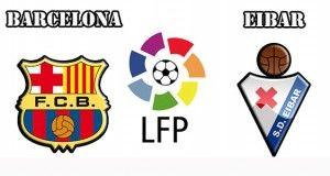 Barcelona vs Eibar Prediction and Betting Tips