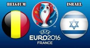 Belgium vs Israel Prediction and Betting Tips