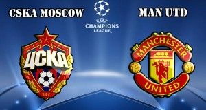 CSKA Moscow vs Manchester United Prediction and Betting Tips
