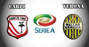 Carpi vs Verona Prediction and Betting Tips