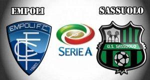 Empoli vs Sassuolo Prediction and Betting Tips