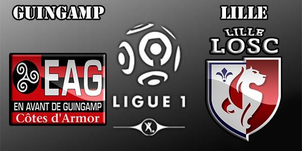 Guingamp x Lille