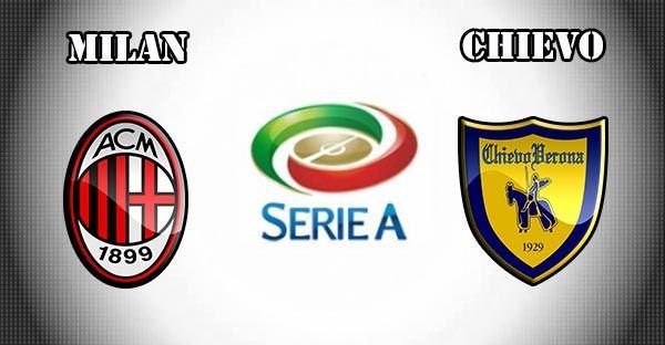 Assistir Chievo x Milan ao vivo 16/10/2016
