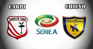 Carpi vs Chievo Verona Prediction and Betting Tips