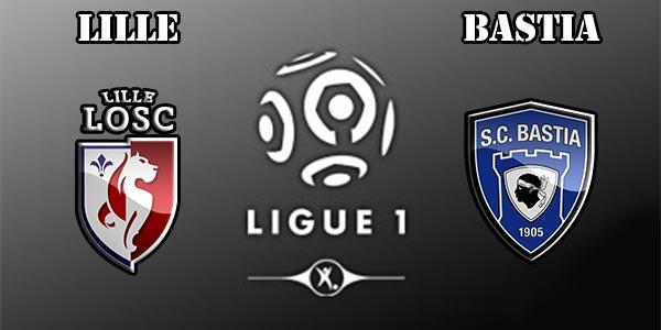 Resultado de imagem para Lille x Bastia
