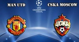 Manchester United vs CSKA Moscow Prediction and Betting Tips
