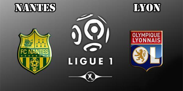 Resultado de imagem para Nantes vs Lyon