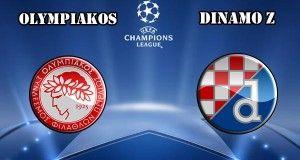Olympiakos vs Dinamo Zagreb Prediction and Betting Tips