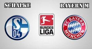 Schalke vs Bayern Munich Prediction and Betting Tips