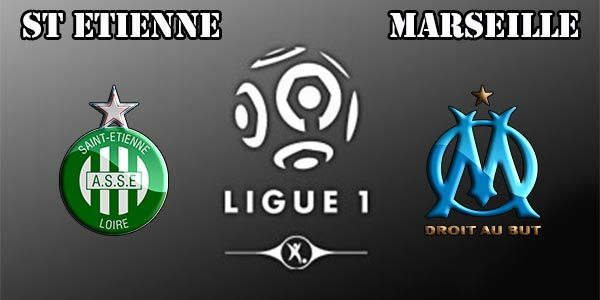 Resultado de imagem para Saint-Étienne vs Marseille