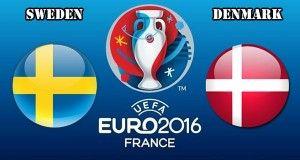 Sweden vs Denmark Prediction and Betting Tips