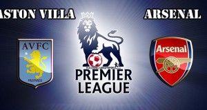 Aston Villa vs Arsenal Prediction and Betting Tips