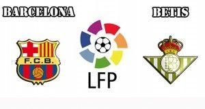 Barcelona vs Betis Prediction and Betting Tips