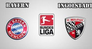Bayern Munich vs Ingolstadt Prediction and Betting Tips