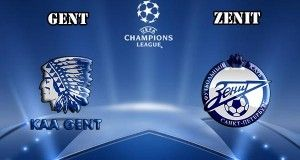 Gent vs Zenit Prediction and Betting Tips