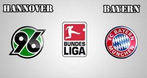 Hannover vs Bayern Munich Prediction and Betting Tips