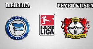 Hertha vs Bayer Leverkusen Prediction and Betting Tips