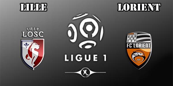 Lorient vs Lille