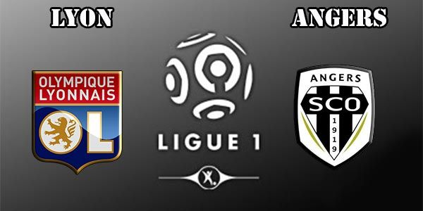 Image result for Lyon vs Angers