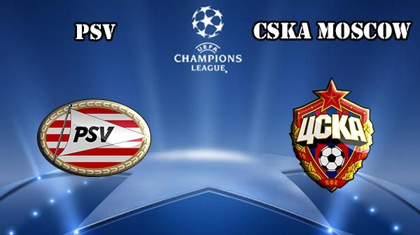 PSV vs CSKA Moscow Prediction and Betting Tips