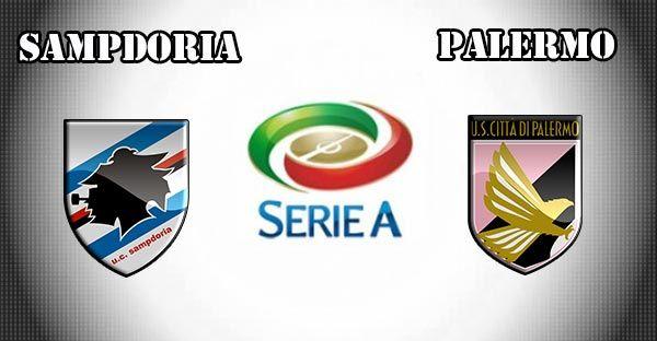 Sampdoria vs Palermo Prediction and Betting Tips