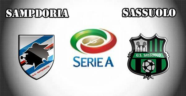 Resultado de imagem para Sampdoria x Sassuolo