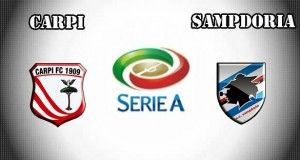 Carpi vs Sampdoria Prediction and Betting Tips