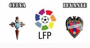 Celta vs Levante Prediction and Betting Tips