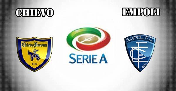 Resultado de imagem para Empoli vs Chievo