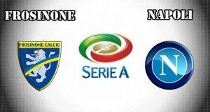 Frosinone vs Napoli Prediction and Betting Tips
