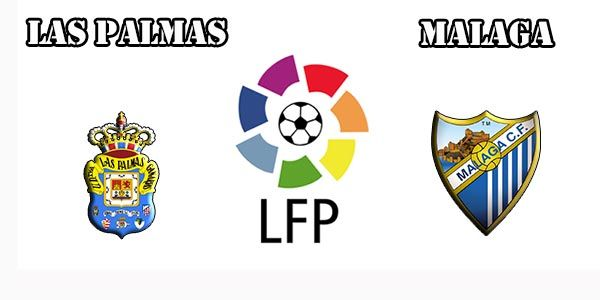 Image result for Las Palmas vs Malaga