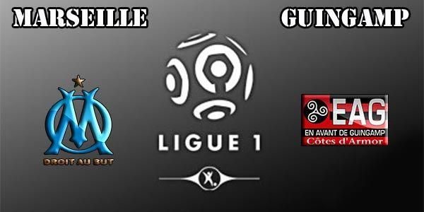 Marseille - Guingamp