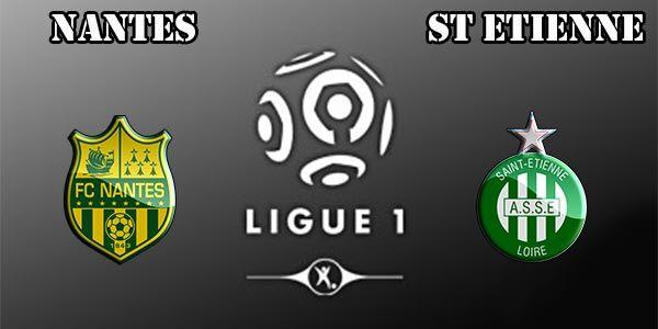 Nantes x Saint-Étienne